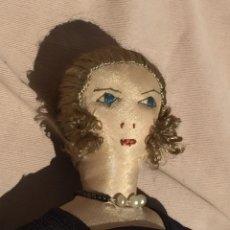 Muñecas Extranjeras: MUÑECA TRAPO VESTIDO. APROXIMADAMENTE 1940. Lote 170171924
