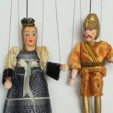 Muñecas Extranjeras: MARIONETA TITERE VARILLA SICILIA PUPI. Lote 171204290