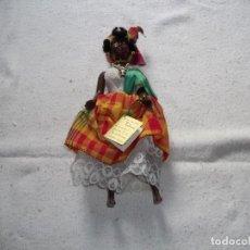 Muñecas Extranjeras: MUÑECA COLECCIÓN MARTINIQUE. Lote 171387907
