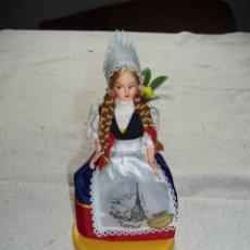 Muñecas Extranjeras: MUÑECA ANTIGUA TORINO. Lote 171388394