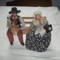Muñecas Extranjeras: PAREJA SANTON. Lote 171389575