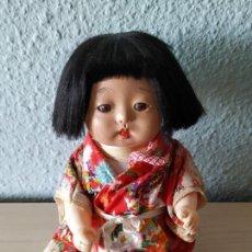 Muñecas Extranjeras: MUÑECA JAPONESA ICHIMATSU. AÑOS 60/70.. Lote 171773797