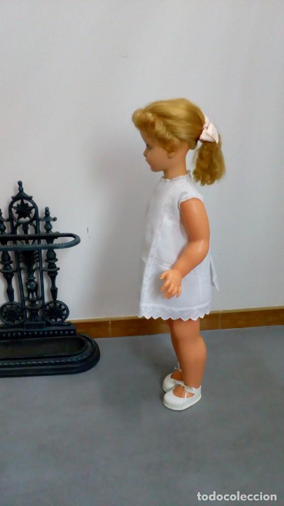 Muñecas Extranjeras: Gran muñeca vintage francesa - Foto 2 - 174009099