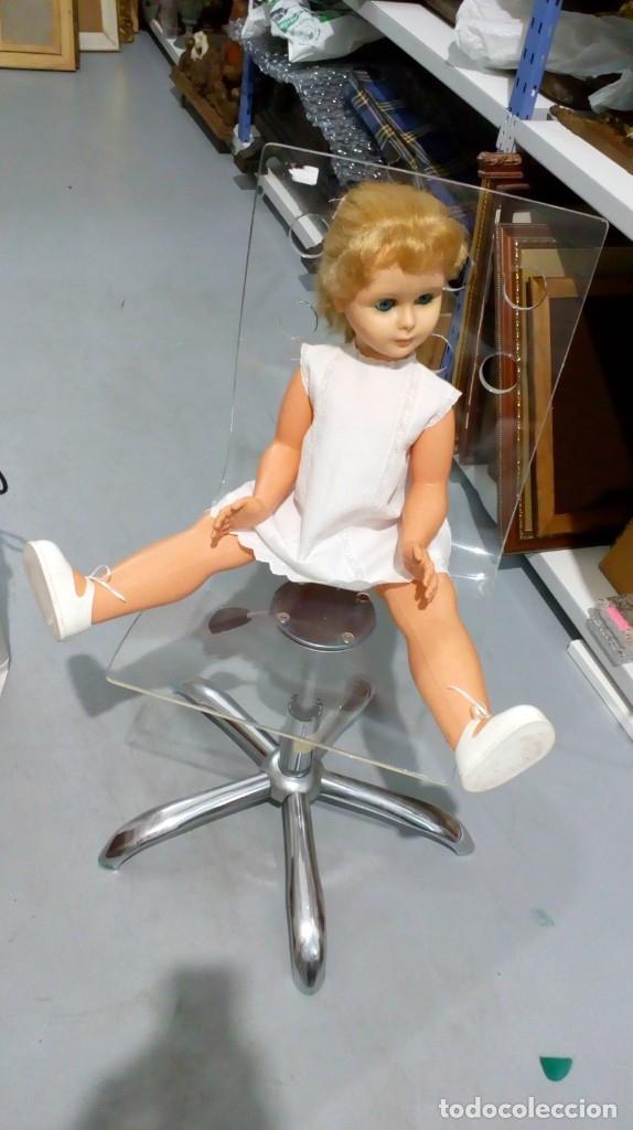 Muñecas Extranjeras: Gran muñeca vintage francesa - Foto 3 - 174009099