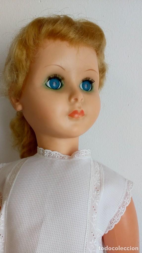 Muñecas Extranjeras: Gran muñeca vintage francesa - Foto 5 - 174009099