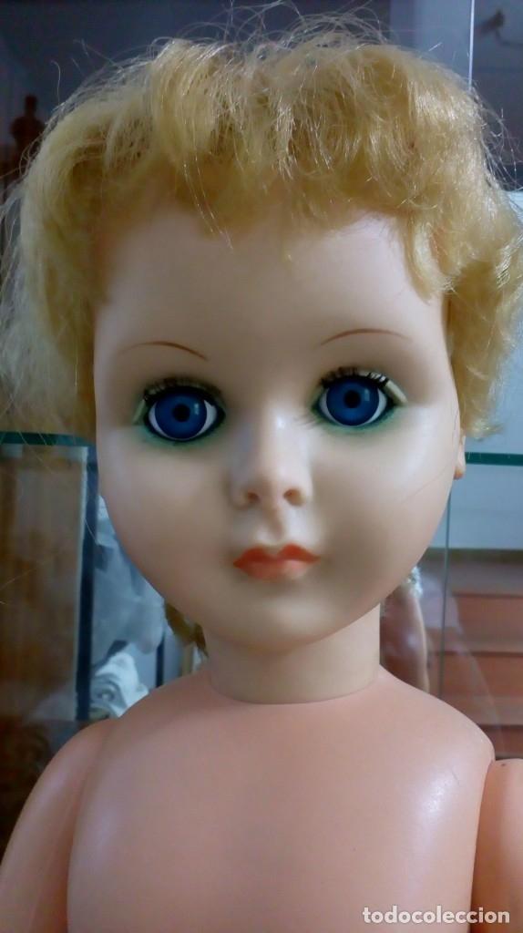 Muñecas Extranjeras: Gran muñeca vintage francesa - Foto 12 - 174009099