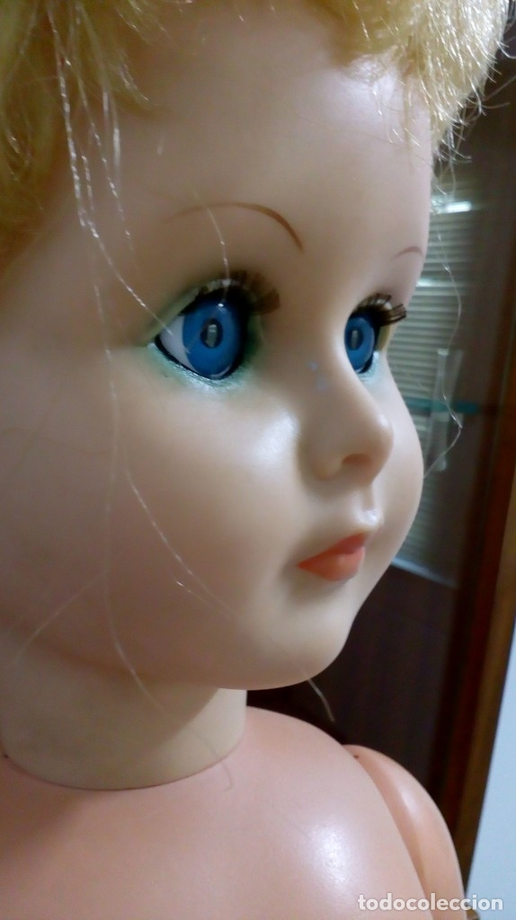 Muñecas Extranjeras: Gran muñeca vintage francesa - Foto 13 - 174009099