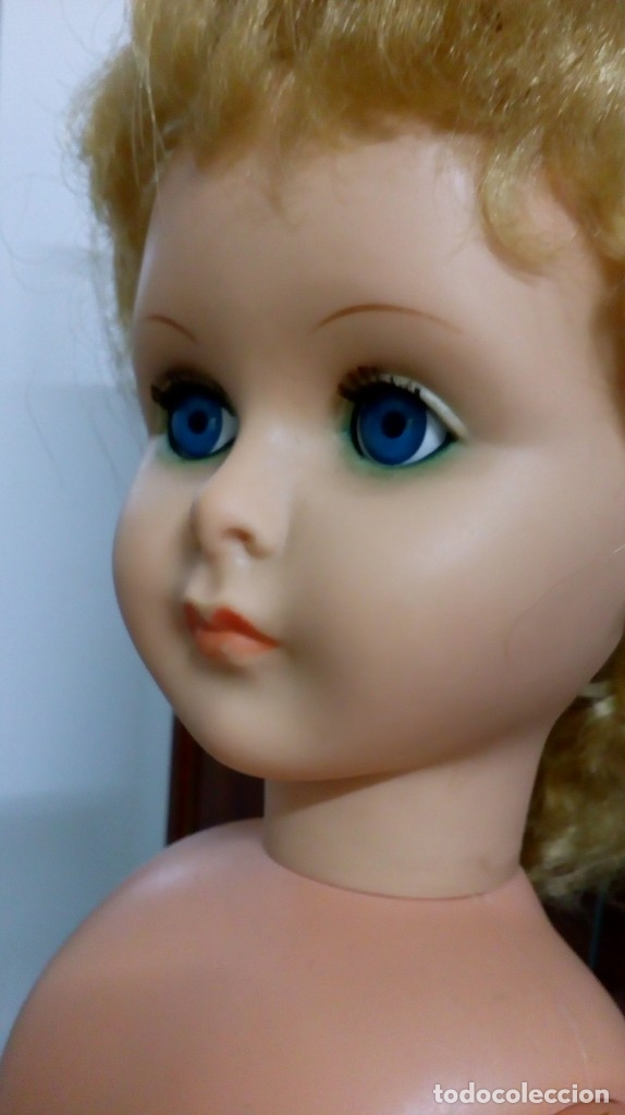 Muñecas Extranjeras: Gran muñeca vintage francesa - Foto 14 - 174009099