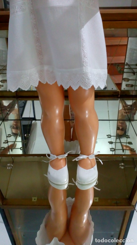 Muñecas Extranjeras: Gran muñeca vintage francesa - Foto 16 - 174009099