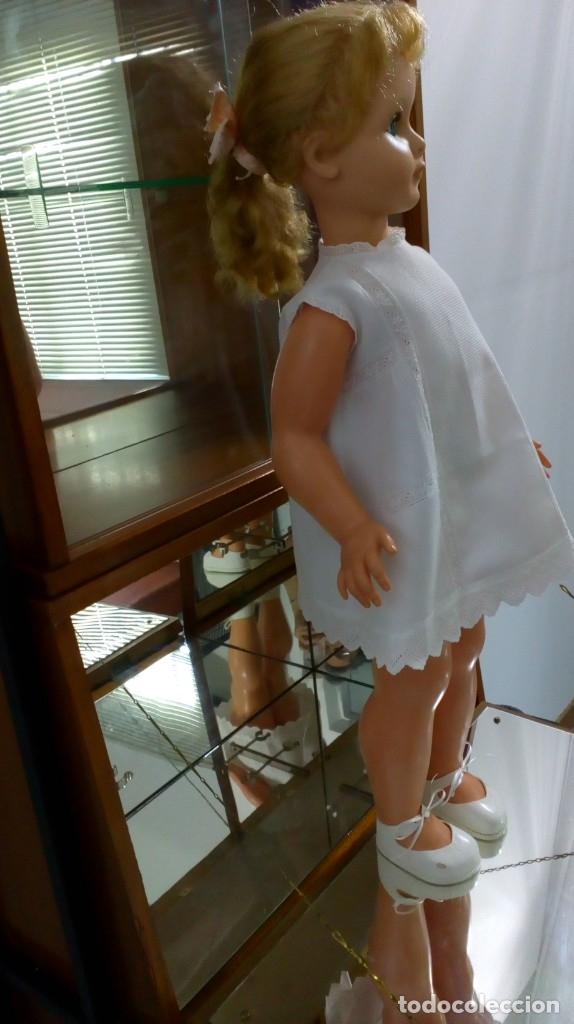 Muñecas Extranjeras: Gran muñeca vintage francesa - Foto 21 - 174009099