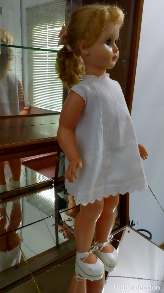 Muñecas Extranjeras: Gran muñeca vintage francesa - Foto 23 - 174009099