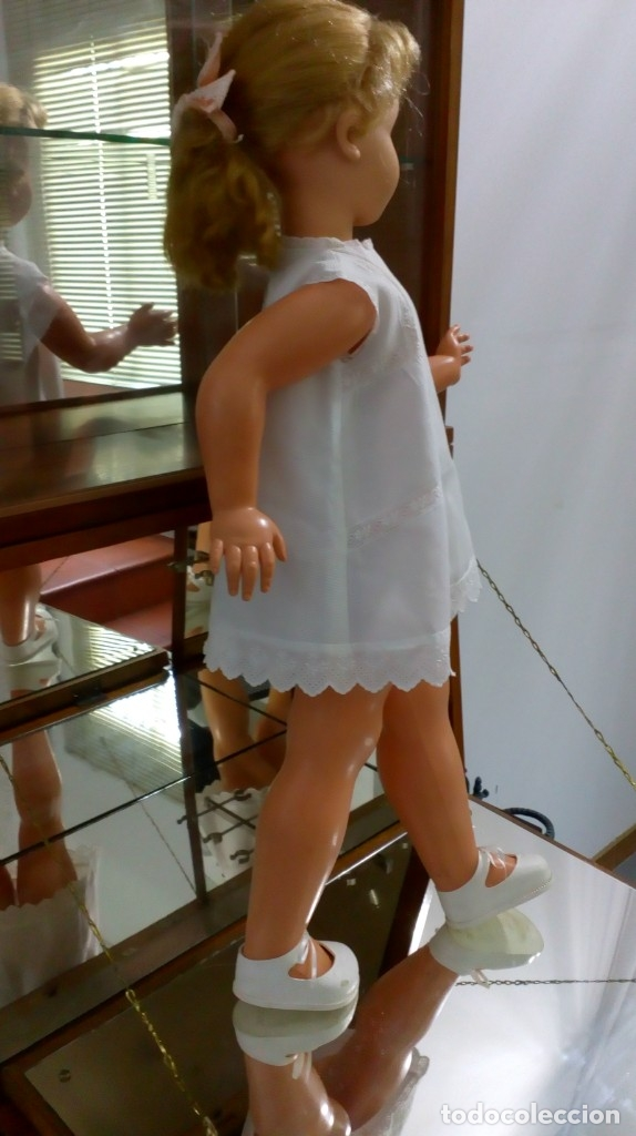 Muñecas Extranjeras: Gran muñeca vintage francesa - Foto 24 - 174009099