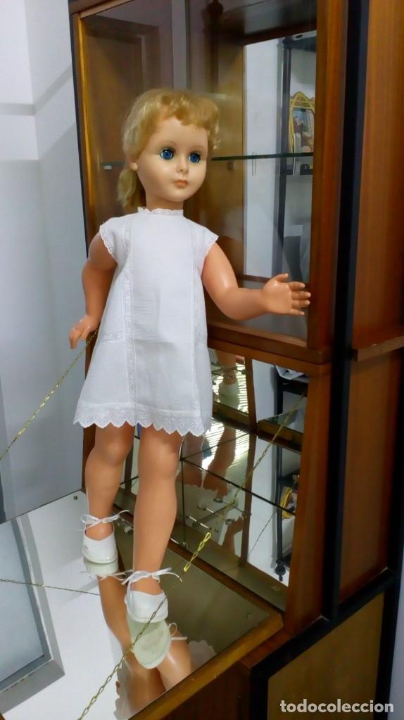 Muñecas Extranjeras: Gran muñeca vintage francesa - Foto 25 - 174009099
