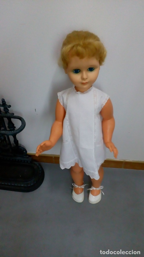 Muñecas Extranjeras: Gran muñeca vintage francesa - Foto 26 - 174009099