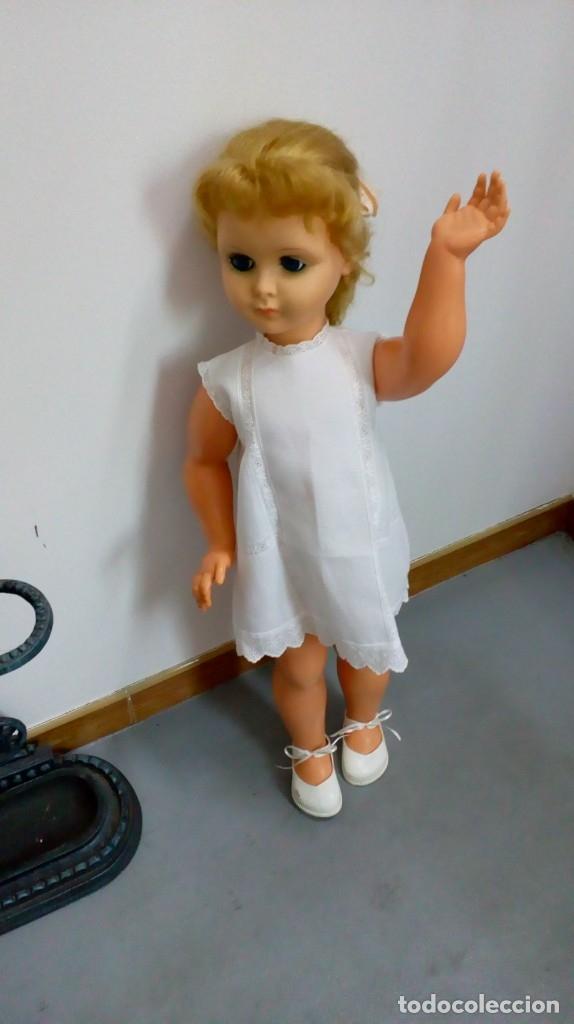 Muñecas Extranjeras: Gran muñeca vintage francesa - Foto 29 - 174009099