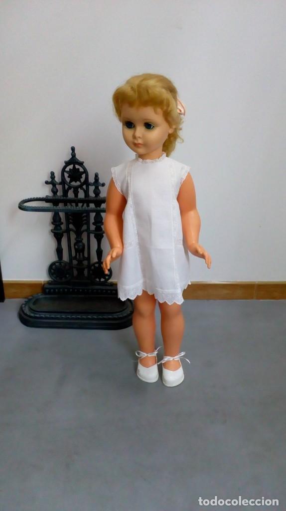 Muñecas Extranjeras: Gran muñeca vintage francesa - Foto 31 - 174009099