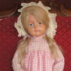 Muñecas Extranjeras: ANTIGUA MUÑECA AMERICANA DE LA MARCA A. SCHOENHUT DE 54 CM. Lote 175168280