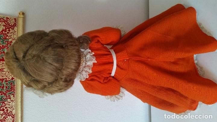 Muñecas Extranjeras: ANTIGUA MONECA DE COLECION MAD ITALY ANOS 60,70 HECHA EN CELULOIDE OJOS DURMIENTES DE MARGARITA - Foto 5 - 175906865