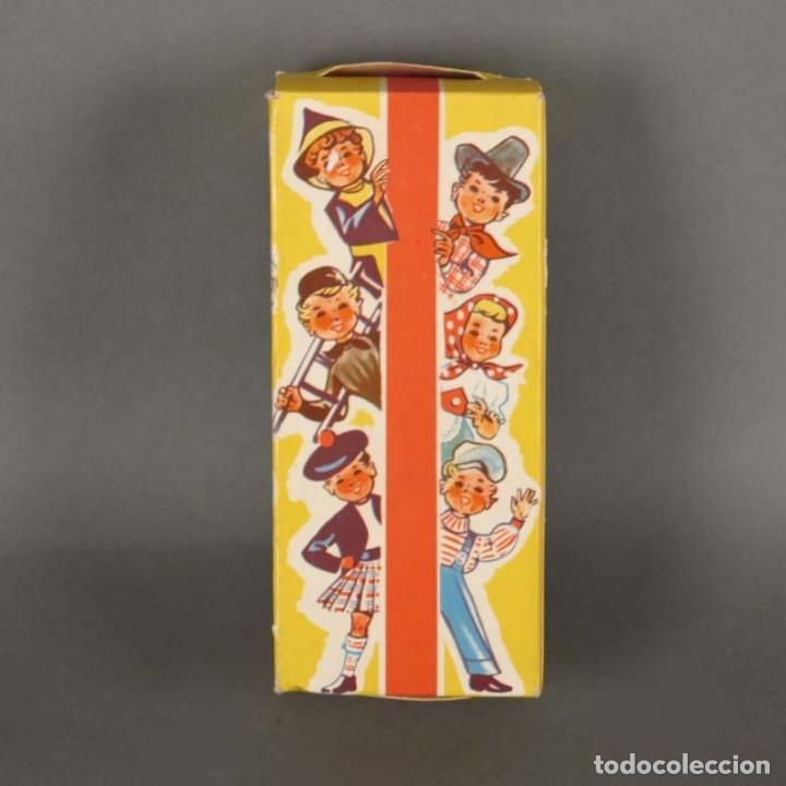 Muñecas Extranjeras: Muñeca Dancing Doll Sweetheart en su caja original. 1950 - 1960 (BRD) - Foto 5 - 177295230