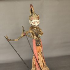 Muñecas Extranjeras: ANTIGUA MARIONETA INDIA , PUPPET INDIAN ANCIENT . Lote 177403044