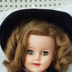 Muñecas Extranjeras: ANTIGUA SHIRLEY TEMPLE IDEAL DOLL. Lote 178281105