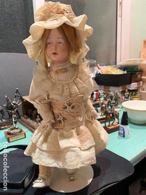 Muñecas Extranjeras: MUÑECA DE PORCELANA - SIMON & HALBING R. ASTRID - Foto 2 - 180206098