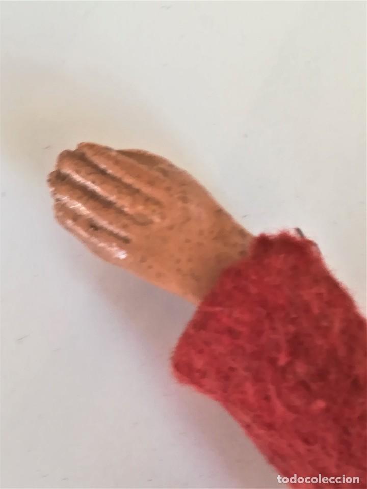 Muñecas Extranjeras: ANTIGUA MUÑECA SUIZA,AÑO 1920,ARTICULADA,CUERPO METALICO Y CERAMICA,SABA BUCHERER,EL PRIMER MADELMAN - Foto 13 - 182254080
