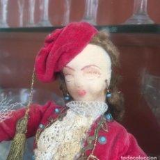 Muñecas Extranjeras: MUÑECA TRAPO SIGLO XX. Lote 183687691