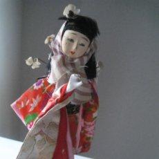 Muñecas Extranjeras: MUÑECA JAPONESA.. Lote 183865996