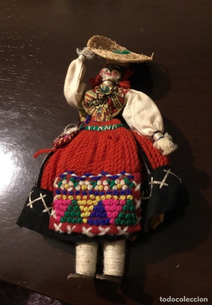 ANTIGUA MUÑECA (Juguetes - Muñeca Internacional Antigua - Otras Muñecas)