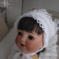 Muñecas Extranjeras: MUÑECA HEUBACH KOPPELSDORF AÑOS 20 PORCELANA Y COMPOSICIÓN. Lote 185879810