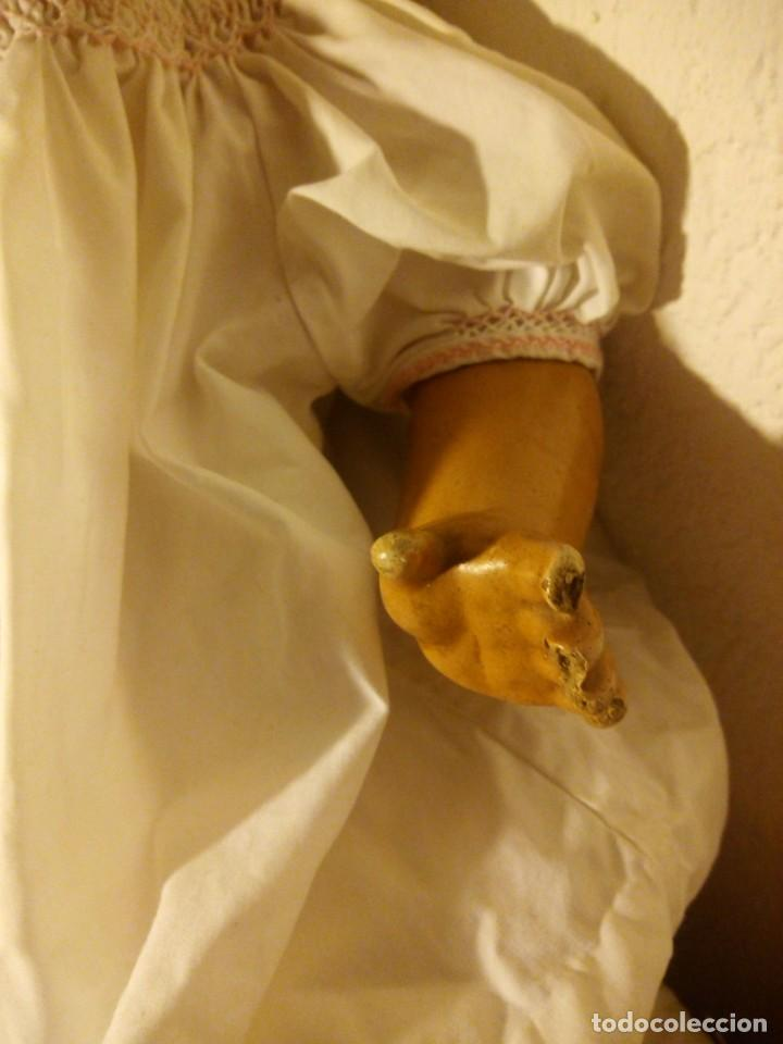 Muñecas Extranjeras: Antigua muñeca carton piedra k.r,Kammer & Reinhard 11/8 germany - Foto 5 - 188835436