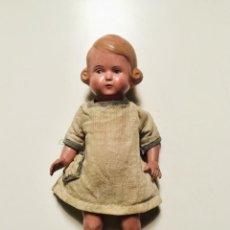 Muñecas Extranjeras: MUÑECA CELULOIDE MARCA TORTUGA. 16 CM. Lote 189093947