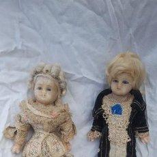 Muñecas Extranjeras: ANTIGUA MUÑECA DE CERA. Lote 191403876