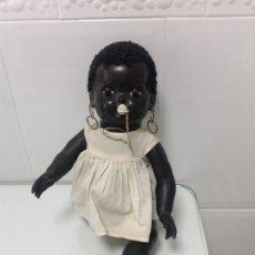 Muñecas Extranjeras: ANTIGUA MUÑECA MADE IN ENGLAN AÑOS 60.M 30CM. Lote 192340625