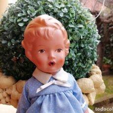Muñecas Extranjeras: PRECIOSO MUÑECO ALEMAN DE MARCA MARCADO EN ESPALDA. Lote 193221712