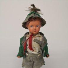 Muñecas Extranjeras: MUÑECA ALEMANA TORTUGA.. Lote 193370188