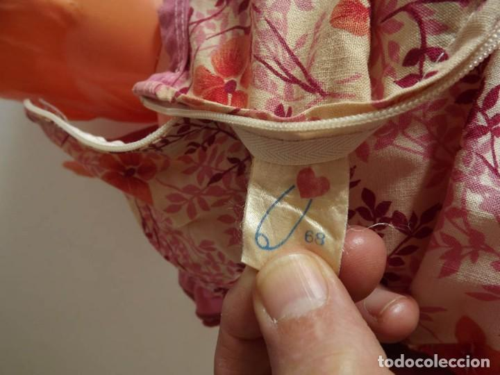Muñecas Extranjeras: Muñeca alemana de los años 50 ó 60. Altura 58 cm. Estimación 100 euros - Foto 2 - 193392273