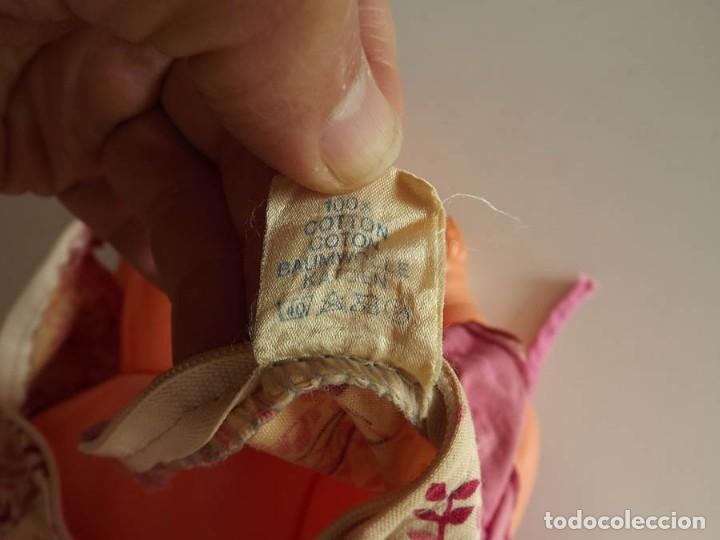 Muñecas Extranjeras: Muñeca alemana de los años 50 ó 60. Altura 58 cm. Estimación 100 euros - Foto 3 - 193392273