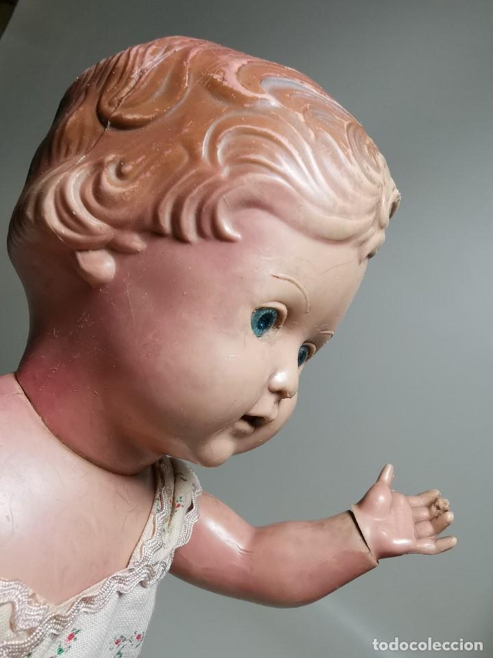 Muñecas Extranjeras: antigua muñeca de plastico años 50 marca kader made in hong kong--32 cm -muy jugada - Foto 31 - 193741127