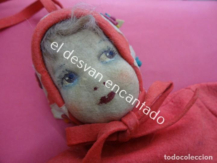 Muñecas Extranjeras: Antigua muñeca LENCI??. Muy bonita. Original años 1920s. 42 ctms. - Foto 3 - 193919746