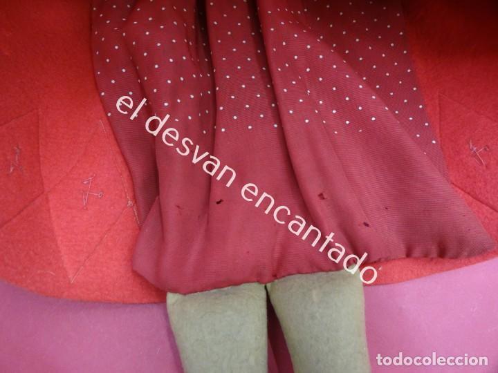 Muñecas Extranjeras: Antigua muñeca LENCI??. Muy bonita. Original años 1920s. 42 ctms. - Foto 8 - 193919746