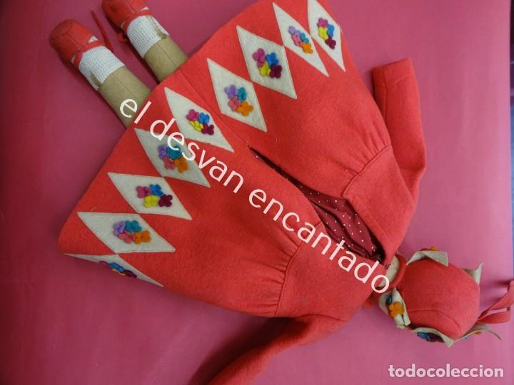 Muñecas Extranjeras: Antigua muñeca LENCI??. Muy bonita. Original años 1920s. 42 ctms. - Foto 9 - 193919746