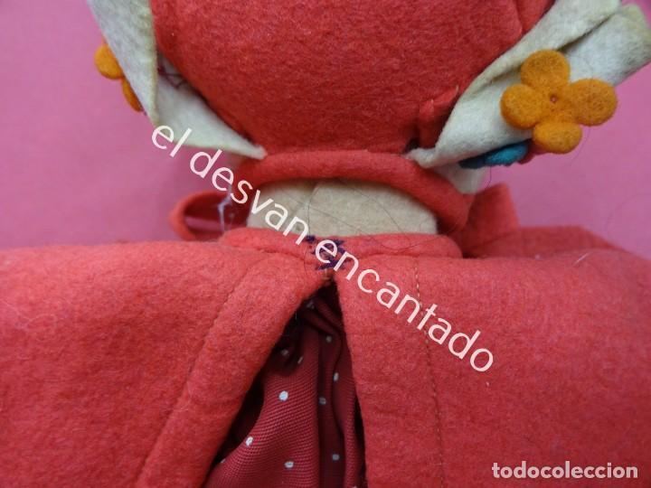 Muñecas Extranjeras: Antigua muñeca LENCI??. Muy bonita. Original años 1920s. 42 ctms. - Foto 10 - 193919746