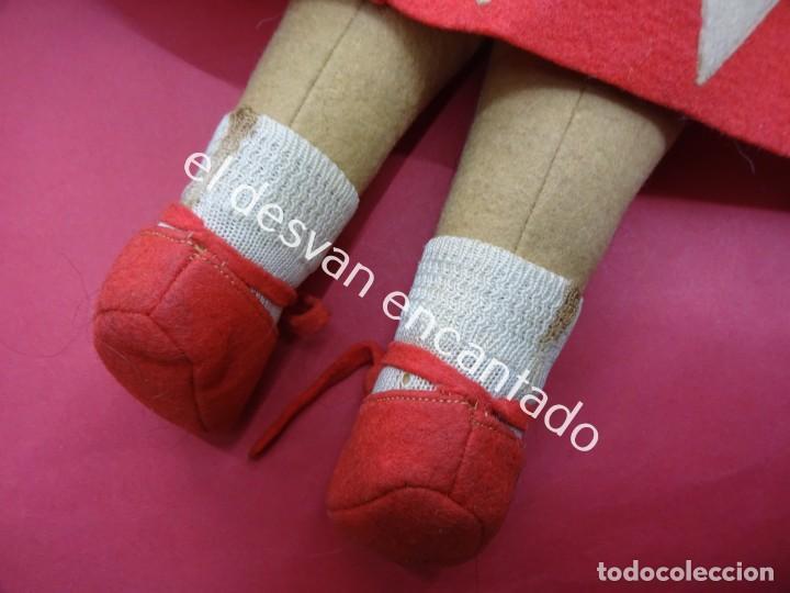 Muñecas Extranjeras: Antigua muñeca LENCI??. Muy bonita. Original años 1920s. 42 ctms. - Foto 11 - 193919746