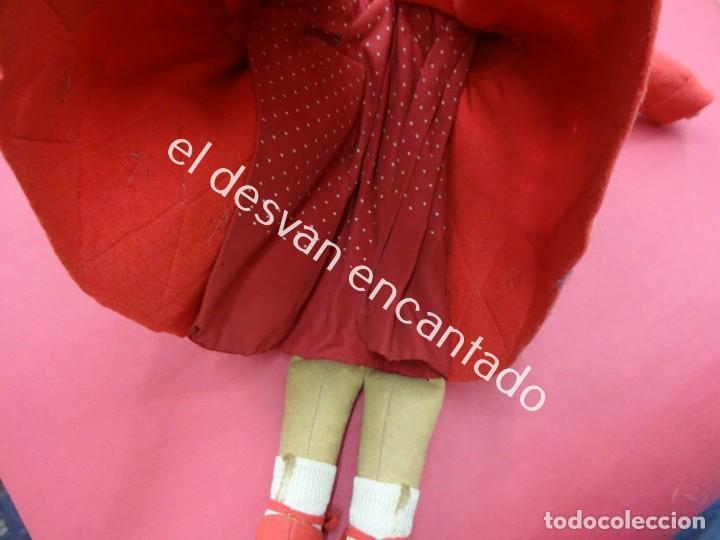 Muñecas Extranjeras: Antigua muñeca LENCI??. Muy bonita. Original años 1920s. 42 ctms. - Foto 12 - 193919746