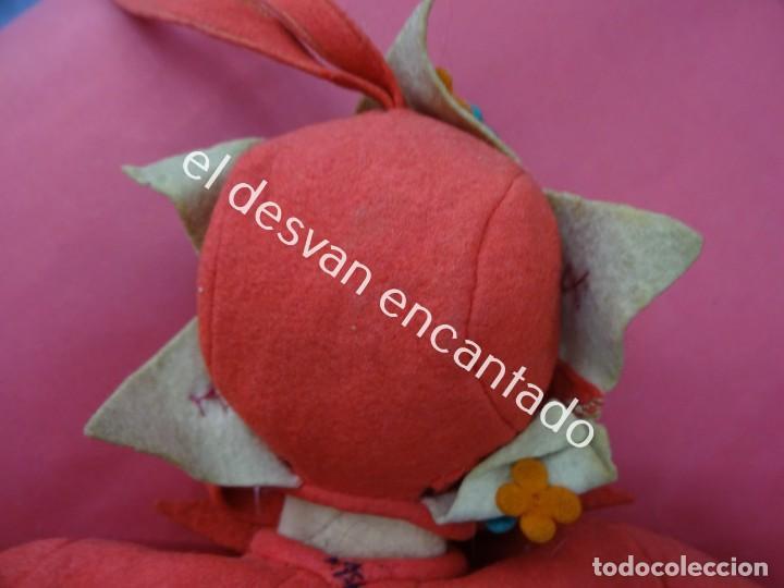 Muñecas Extranjeras: Antigua muñeca LENCI??. Muy bonita. Original años 1920s. 42 ctms. - Foto 13 - 193919746