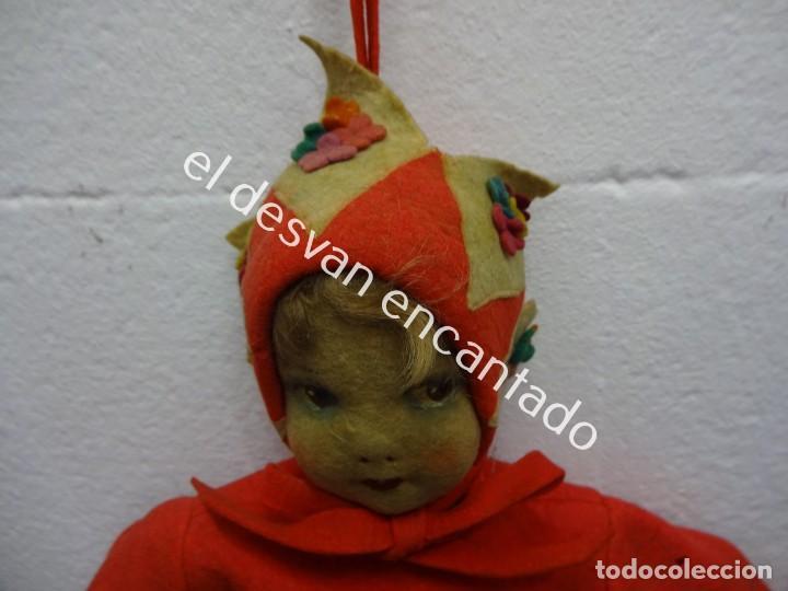 Muñecas Extranjeras: Antigua muñeca LENCI??. Muy bonita. Original años 1920s. 42 ctms. - Foto 14 - 193919746