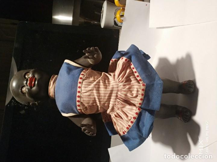 Muñecas Extranjeras: MUÑECA DE INDUSTRIA ARGENTINA FACTORIA ARTYCAL 42 CTM.ANTIGUA - Foto 2 - 194249680