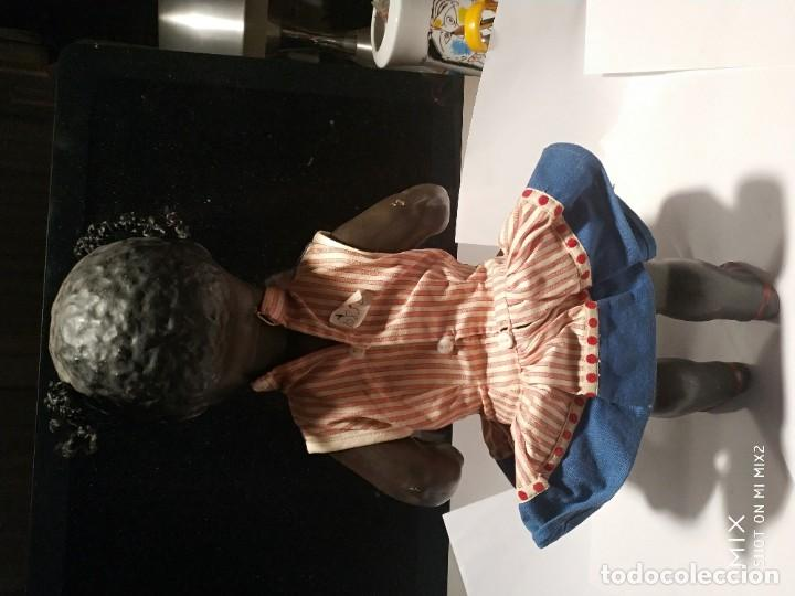 Muñecas Extranjeras: MUÑECA DE INDUSTRIA ARGENTINA FACTORIA ARTYCAL 42 CTM.ANTIGUA - Foto 3 - 194249680